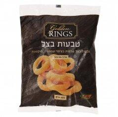 טבעות בצל שארית ישראל - טופ שף - 10 ק'ג